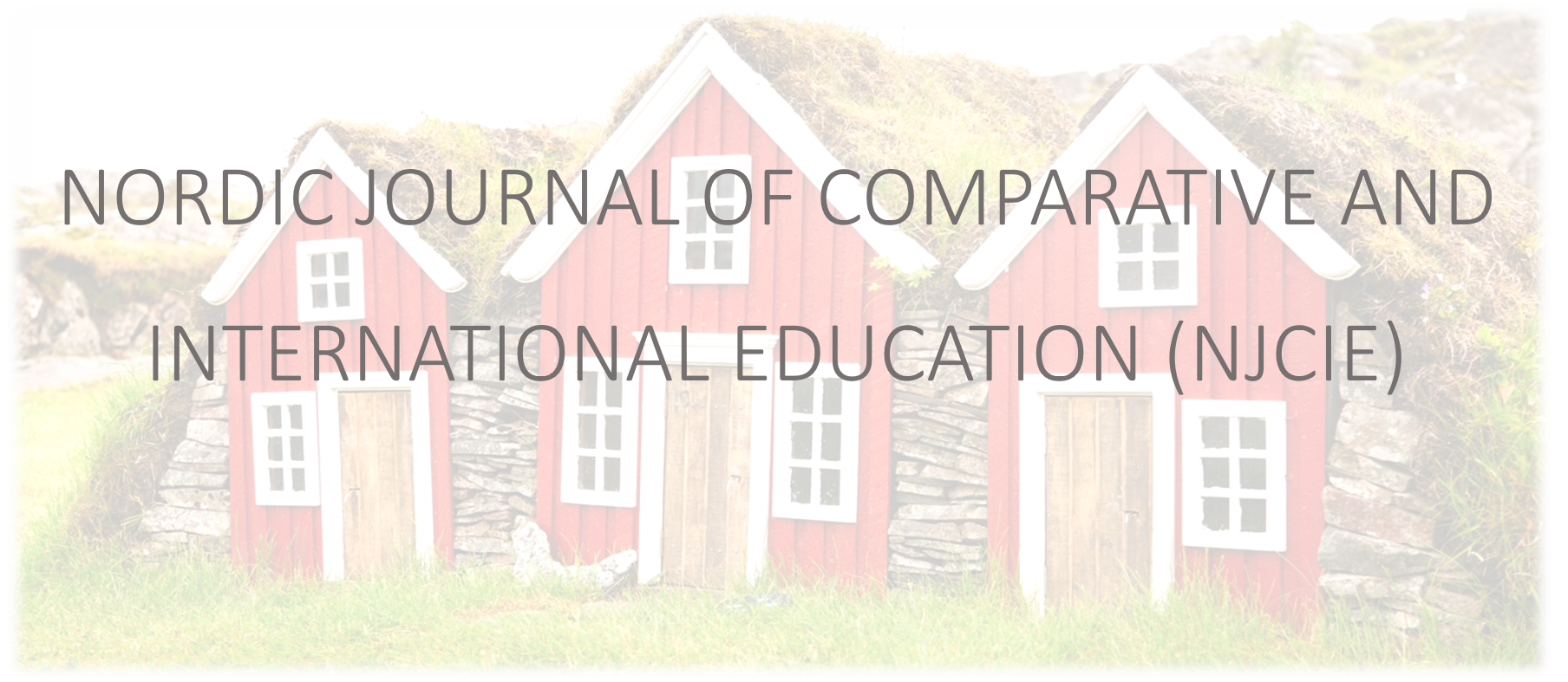Nordic Journal of Educational History